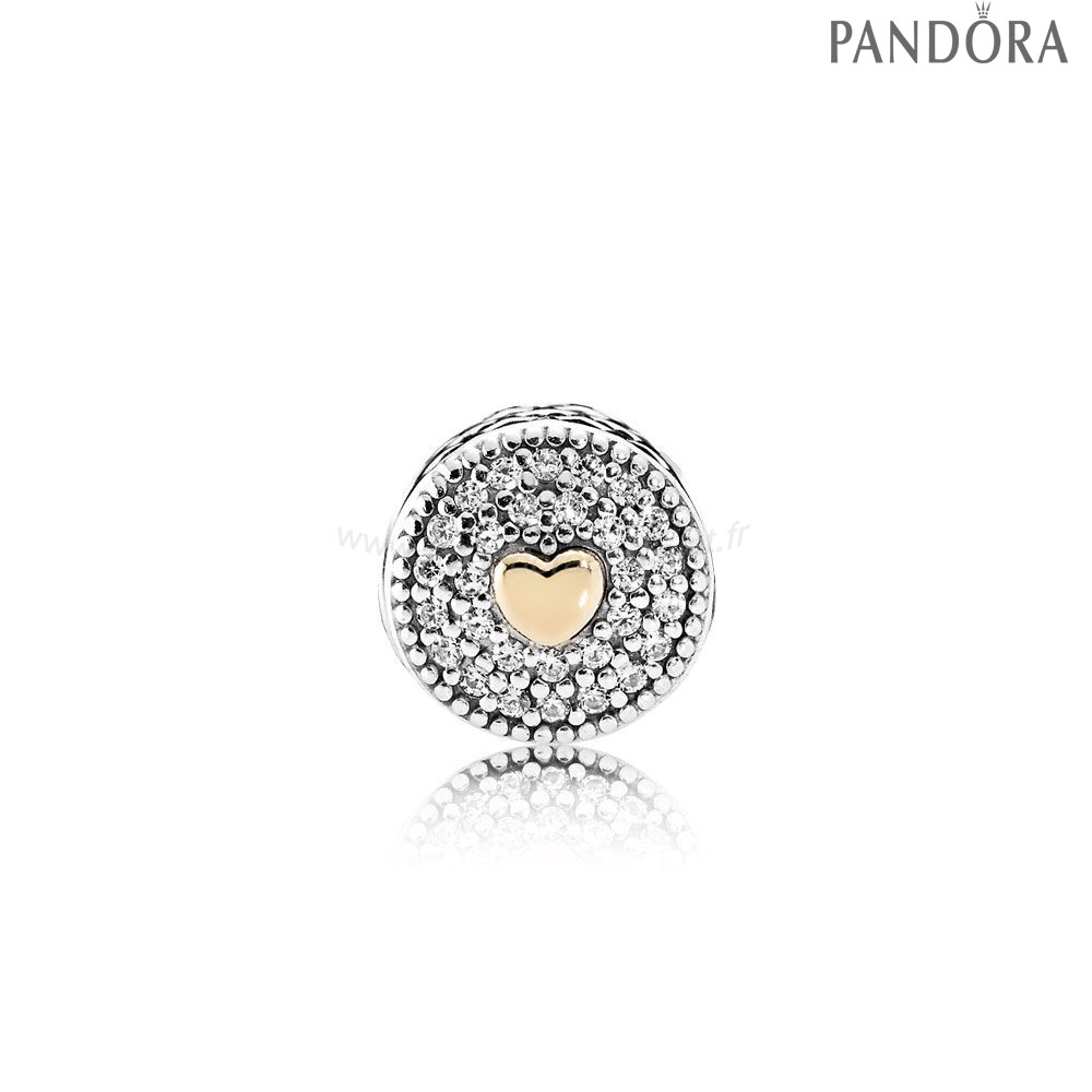 Pandora Soldes Essence Affection Charme Clear Cz
