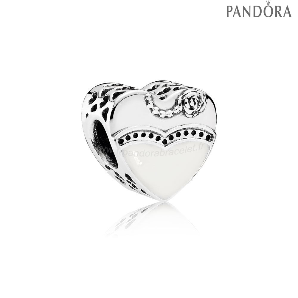 Pandora Soldes Mariage Anniversaires Notre Special Day Noir Blanc Email