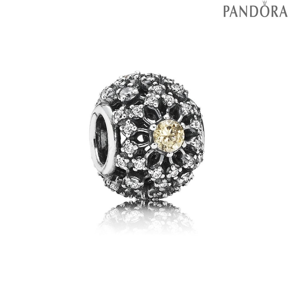 Pandora Soldes Pandora Inspirational Breloques Radiance Interieure Oren Colored Clear Cz