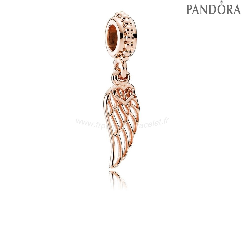Pandora Soldes Pandora Inspirational Charms Amour Guidance Dangle Charm Pandora Rose