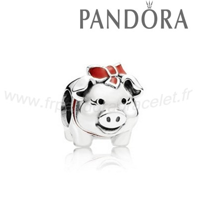 Pandora Soldes Pandora Passions Charms Carriere Aspirations Piggy Bank Charm