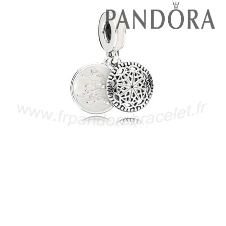 Pandora Soldes Pandora Passions Charms Sports Loisirs True Yoga Dangle Charm Email
